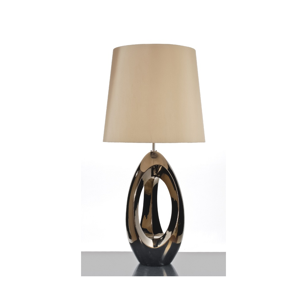 Elstead Lighting Spinnaker Bronze Table Lamp Large