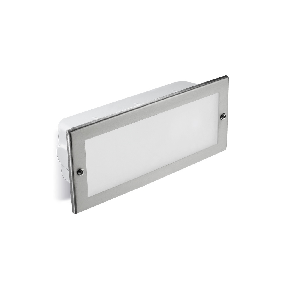 Ledsc4 lighting hercules 05 9211 ca t2 stainless steel 316 brick ledsc4 lighting hercules 05 9211 ca t2 stainless steel 316 brick wall light aloadofball Image collections