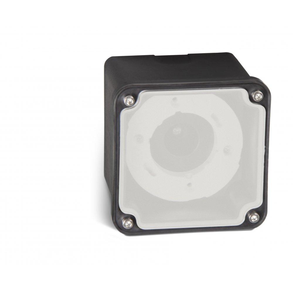 Junction box for recessed lighting : Ledsc lighting basic m black matt