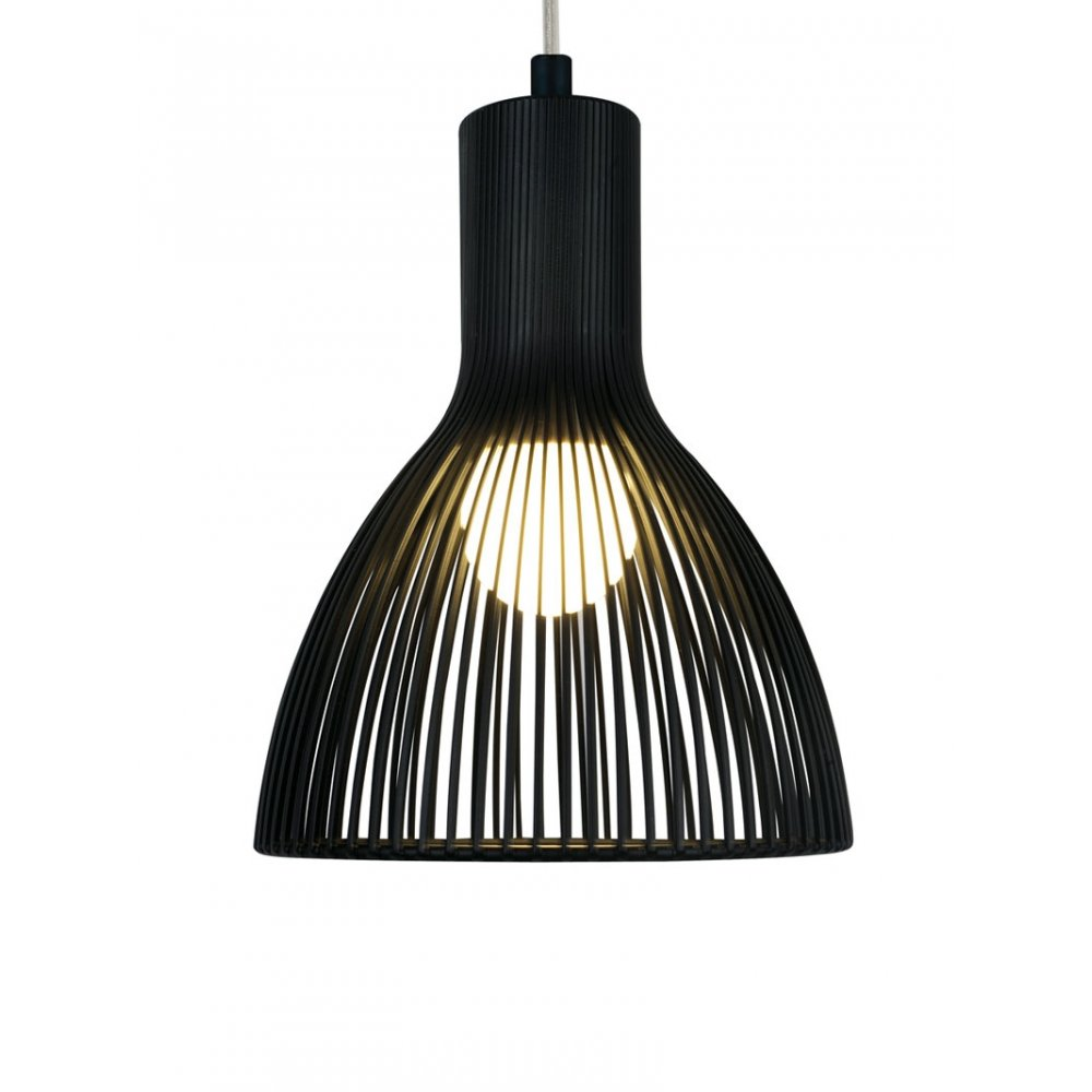 Nordlux Emition 17 72743003 Matt Black Pendant