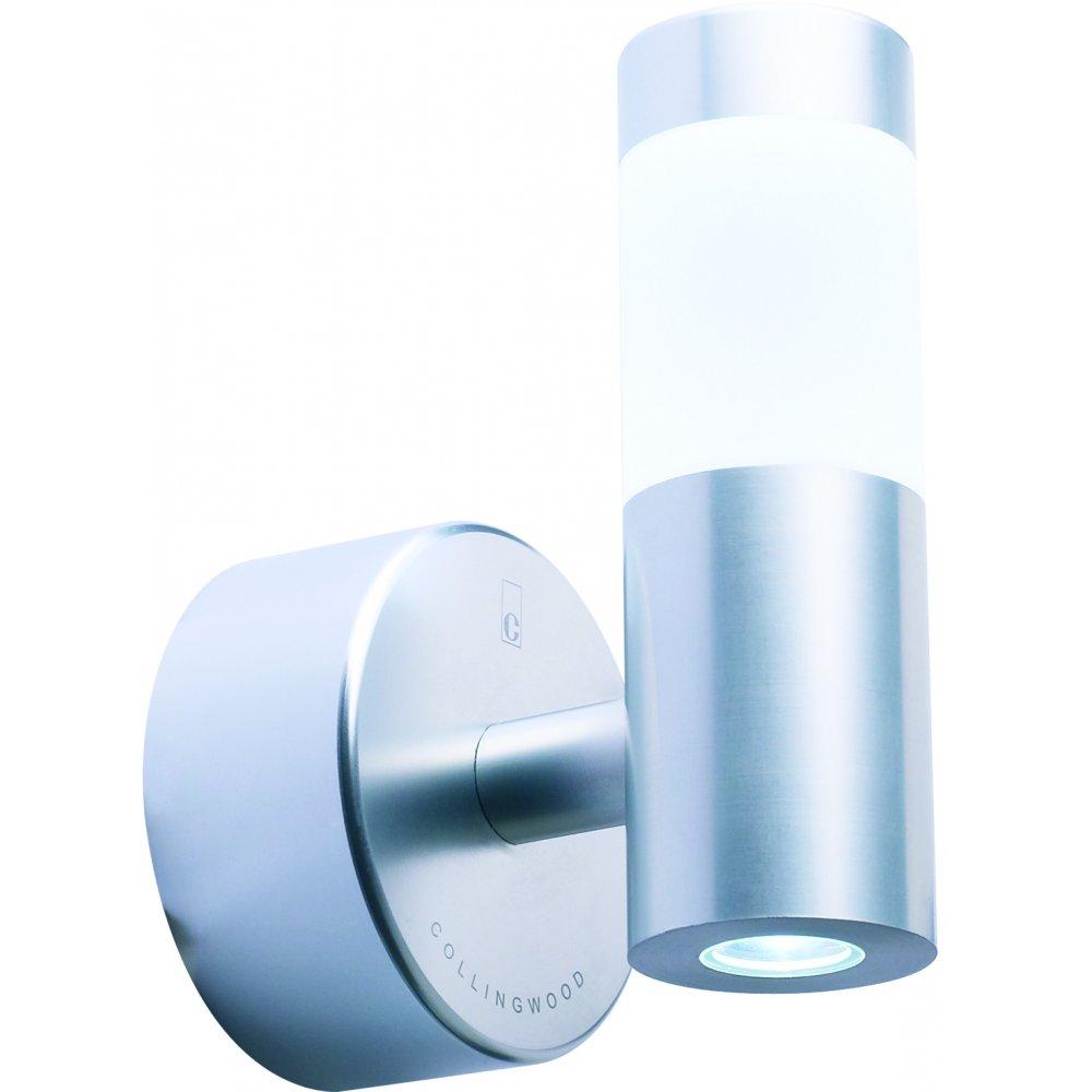 Collingwood Lighting WL060 WH Aluminium LED Halo Flood Wall Light