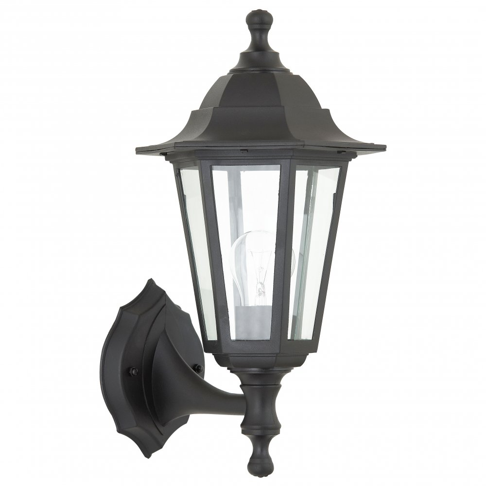 Endon Lighting EL-40045 Polycarbonate Up/Down Wall Lantern - Endon Lighting from Lightplan UK