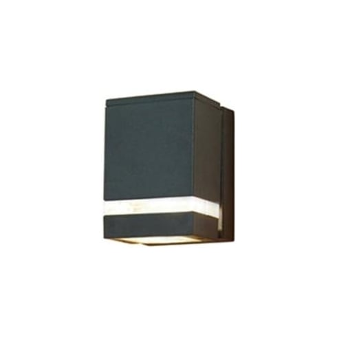 Elstead Lighting Azure Dark Grey LED Outdoor Wall Light