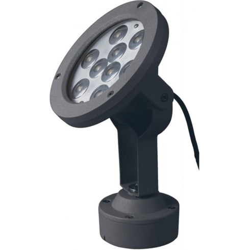 Elstead Lighting Beta 11 Aluminium Plug & Go Flood Light 12V
