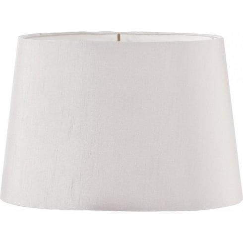 Elstead Lighting Gunmetal Tapered Oval Shade 39cm