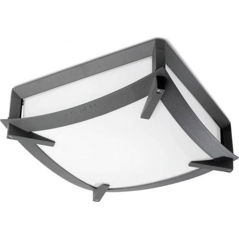 LedsC4 Lighting Mark 15-9298-Z5-M3 Urban Grey Ceiling Light