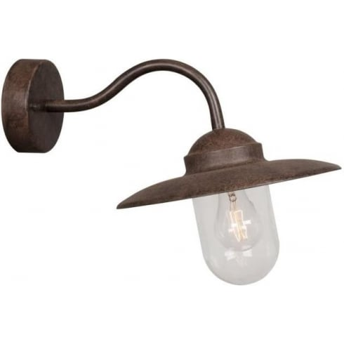 Nordlux Luxembourg 22671009 Rusty Wall Light