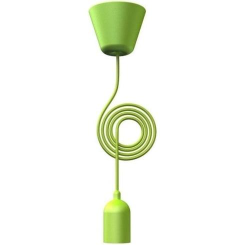 Nordlux Funk 75470056 Lime Green Pendant