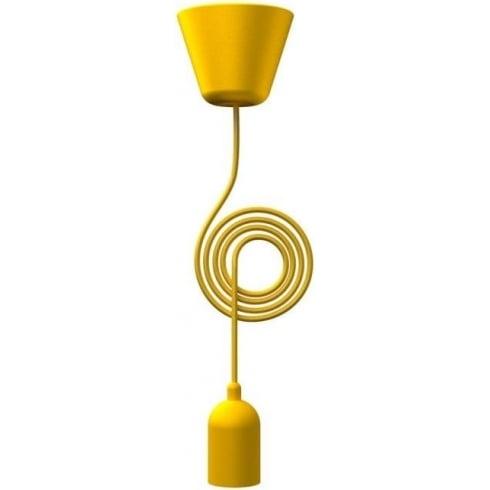 Nordlux Funk 75470026 Yellow Pendant