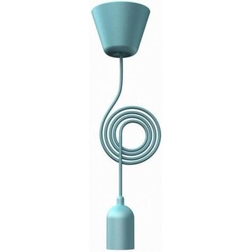 Nordlux Funk 75470024 Turquoise Pendant