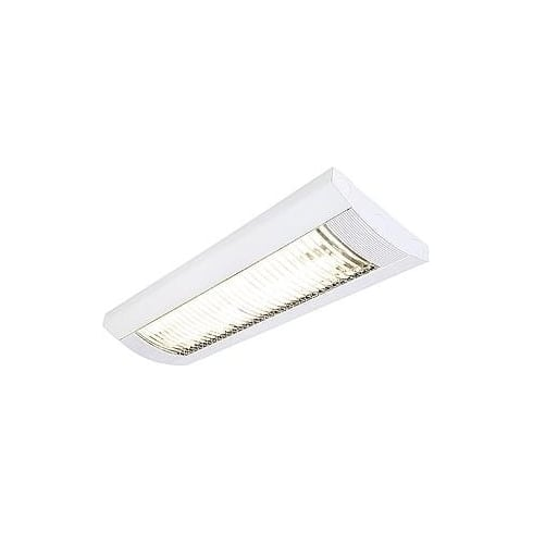 Intalite UK Tristan 160864 Silver Grey Ceiling Light