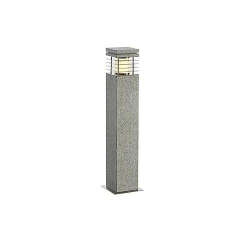 Intalite UK Arrock Granite 231411 Grey Granite Floor Lamp Large