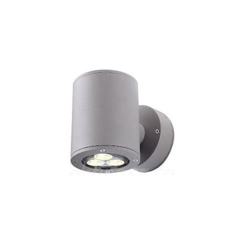 Intalite UK Sitra 230364 Stone Grey Up/Down Wall Light
