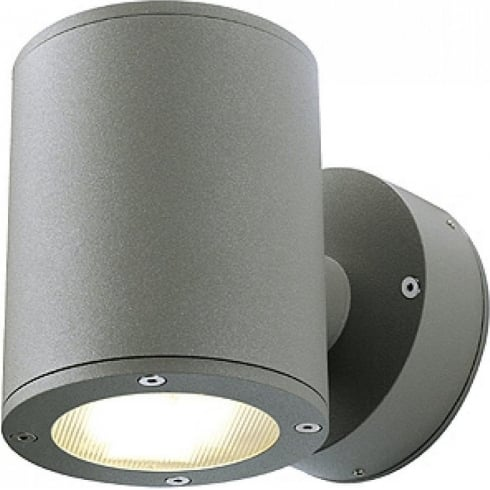 Intalite UK Sitra 230365 Anthracite Up/Down Wall Light