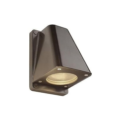 Intalite UK Wallyx 227198 Antique Brass Wall Lamp