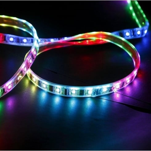 Atmospheric Zone MED-DIY RGB Kit RGB Colour Changing Linear Led Strip