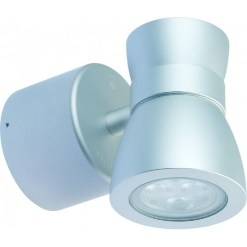 Collingwood Lighting WL075A NW Aluminium LED Wall Light