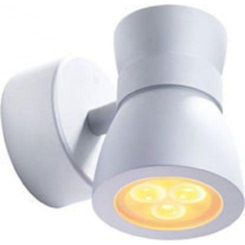 Collingwood Lighting WL075 RGB Aluminium LED Colour Change Wall Light