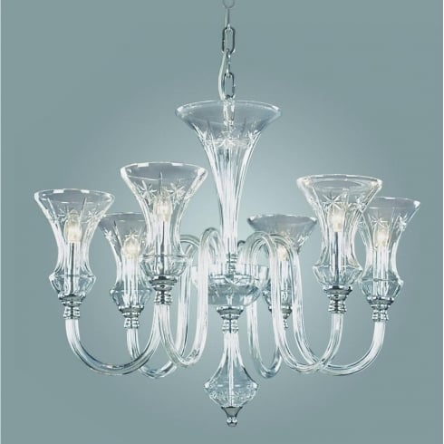 Impex Russell STARA CB05444/06 Crystal Chandelier