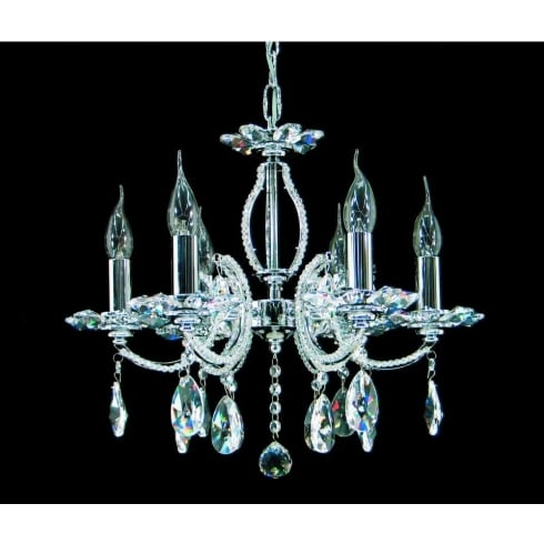 Impex Russell ROUEN CE07100/06/CH Polished Chrome Pendant