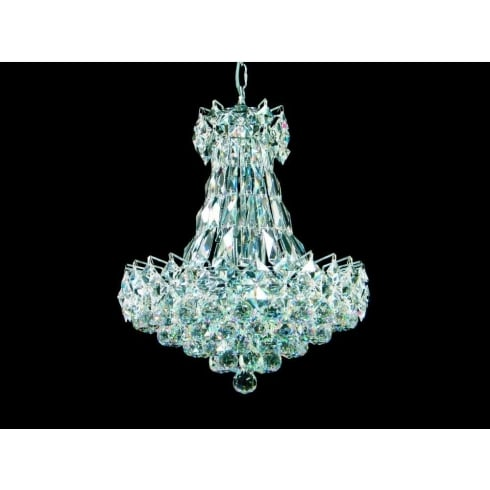 Impex Russell LE HAVRE CE02014/16/CH Polished Chrome Pendant