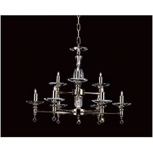 Impex Russell SAN MARINO STH03061/6+3/G Gold Pendant