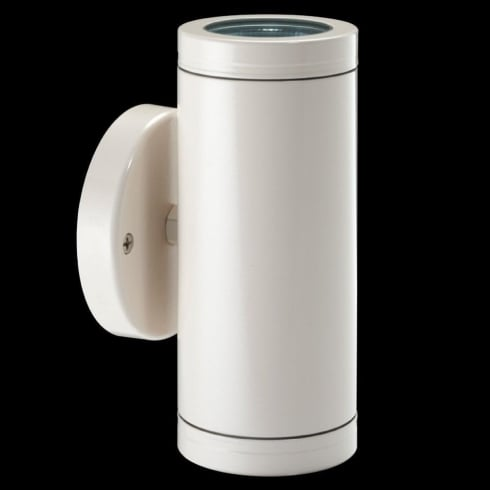Hunza Pillar Lite PIL-WHT White Wall Light