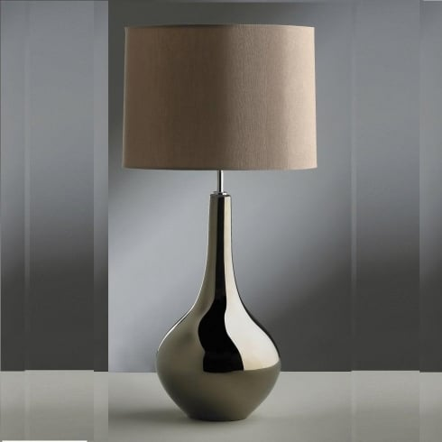 Elstead Lighting Job Metallic Table Lamp