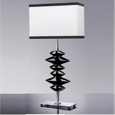 Elstead Lighting Alexander Black Table Lamp