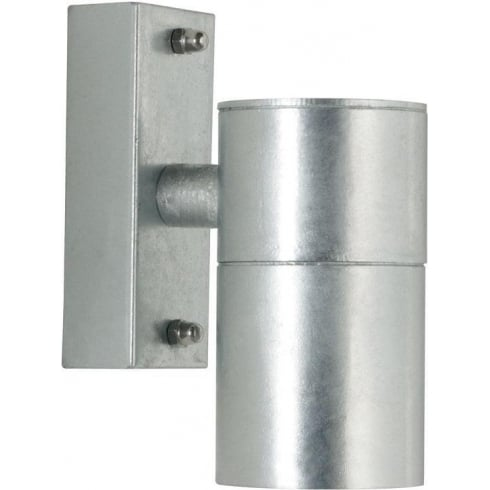 Nordlux Castor 71351031 Galvanized Wall Light