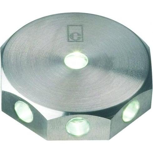 Collingwood Lighting ML02 WHITE Stainless Steel LED Wall Light Mini