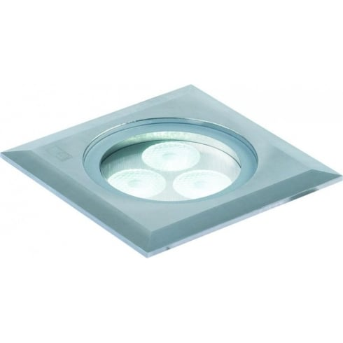 Collingwood Lighting GL041 F WHITE Stainless Steel LED Ground Light