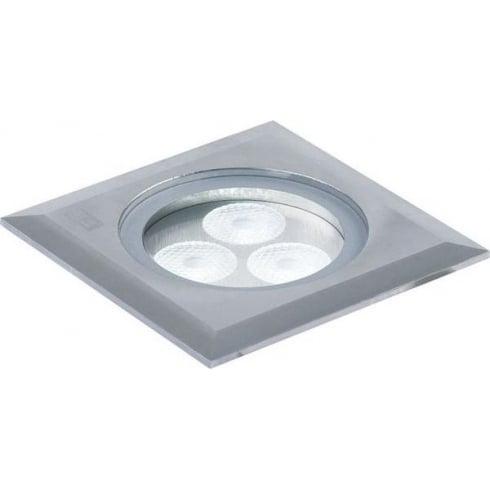 Collingwood Lighting GL041 S WHITE Stainless Steel LED Ground Light