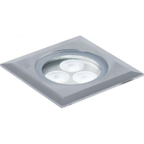 Collingwood Lighting GL041 S WARM WHITE Stainless Steel LED Ground Light