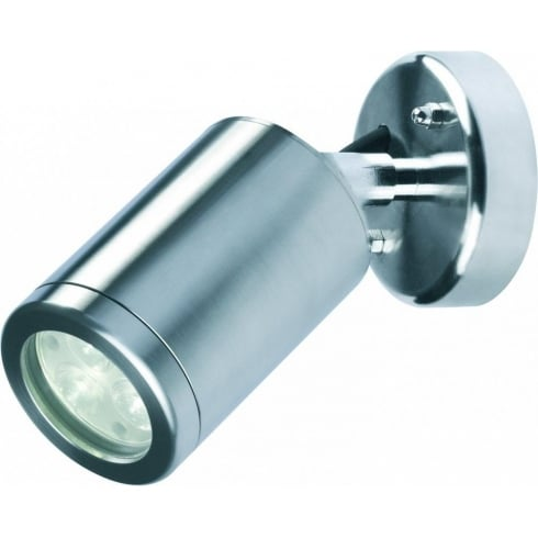 Collingwood Lighting WL020A S WH Stainless Steel LED Wall Light