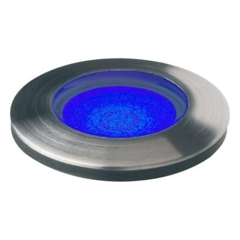 Collingwood Lighting GL018 T BL Stainless Steel Panel Mount LED Marker Light Small