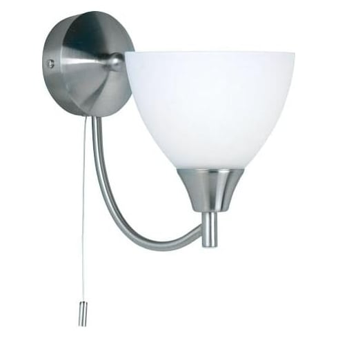 Endon Lighting 1805-1SC Chrome Wall Light