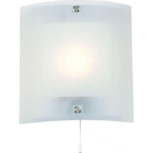 Endon Lighting 143-WB Glass Wall Bracket