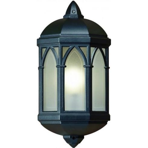 Endon Lighting YG-065-BL Black Flush Wall Bracket