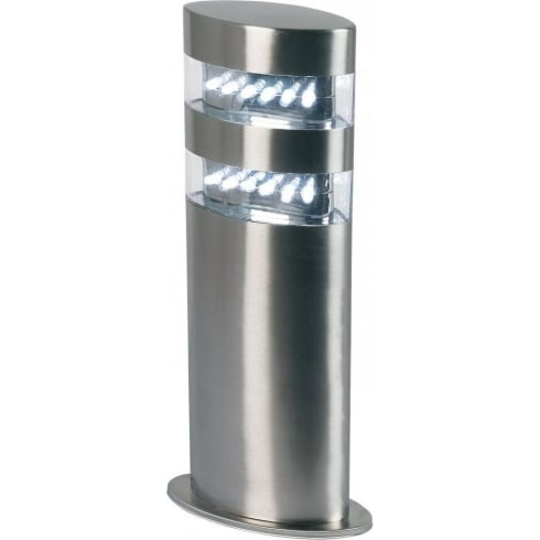 Endon Lighting YG-4002-SS Metal Pedestal Light
