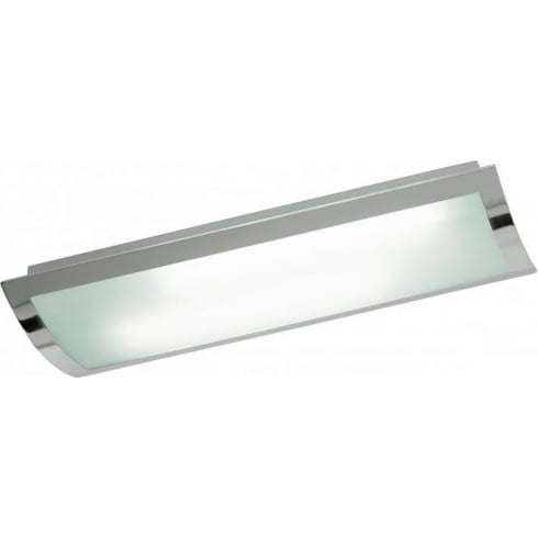 Endon Lighting 1405-67-PLCH Chrome Flush Light