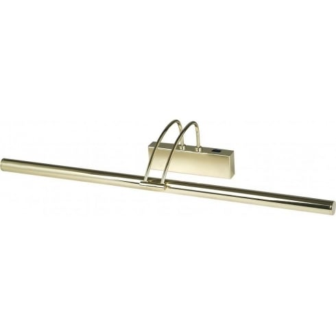 Searchlight Electric 8343PB Polished Brass Picture Light