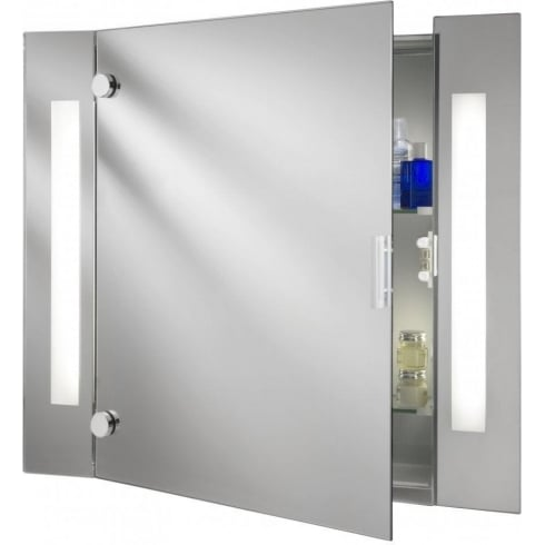 6560 Glass Illuminated Bathroom cabinet Mirror Wall Mounted