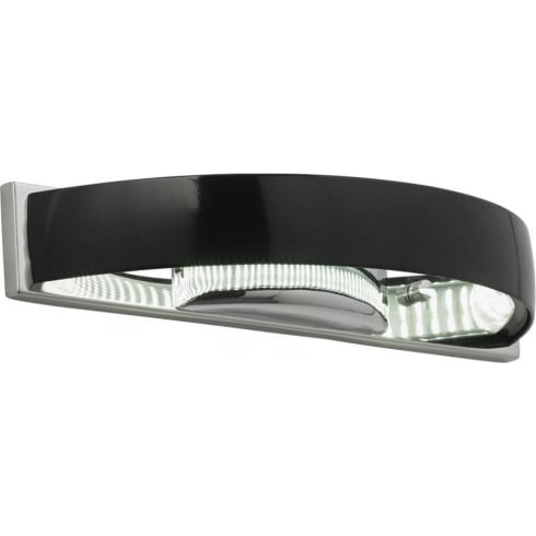 Endon Lighting Coburn COBURN-WBBL Black Wall Light