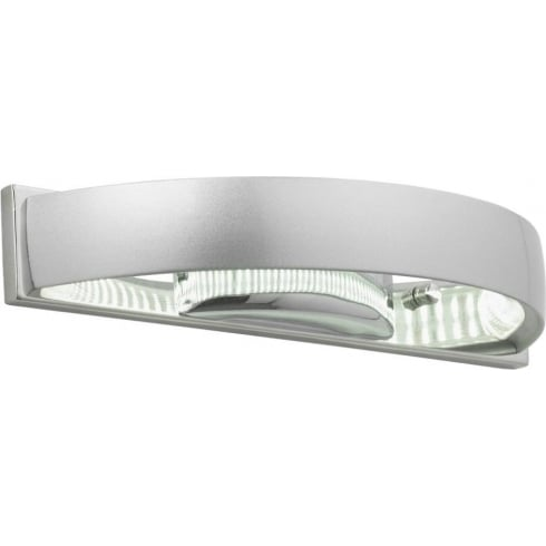 Endon Lighting Coburn COBURN-WBCH Silver Wall Light
