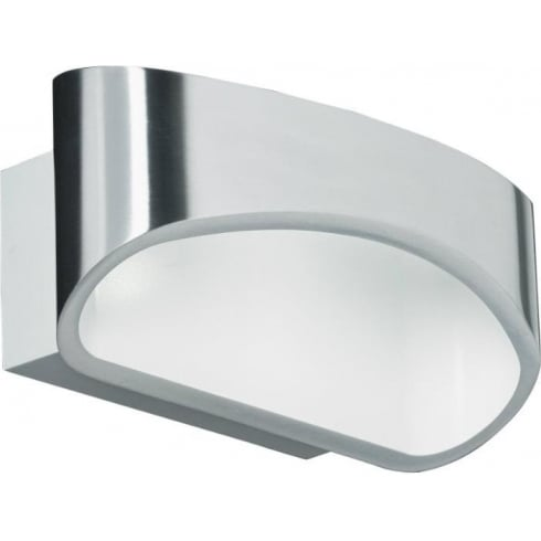 Endon Lighting Johnson JOHNSON-CH Polished Chrome Wall Light