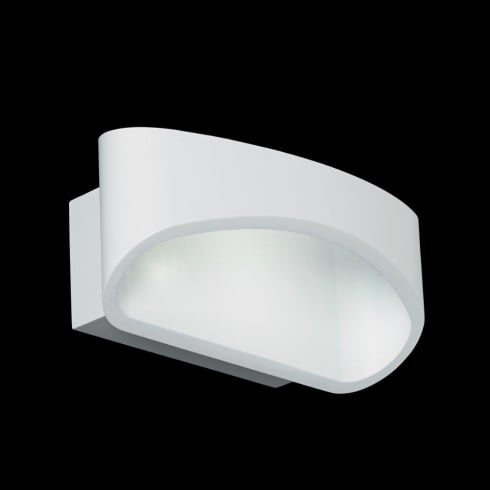 Endon Lighting Johnson JOHNSON-WH White Wall Light