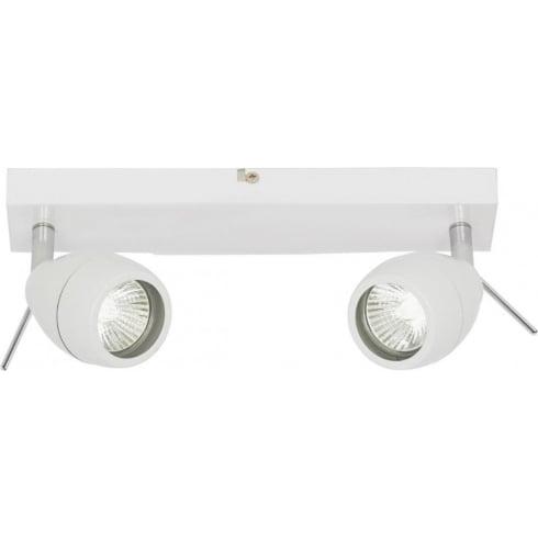 Endon Lighting EL-20094 White Spotlight