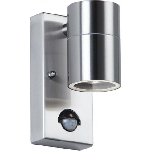 Endon Lighting EL-40063 Stainless Steel Wall Light
