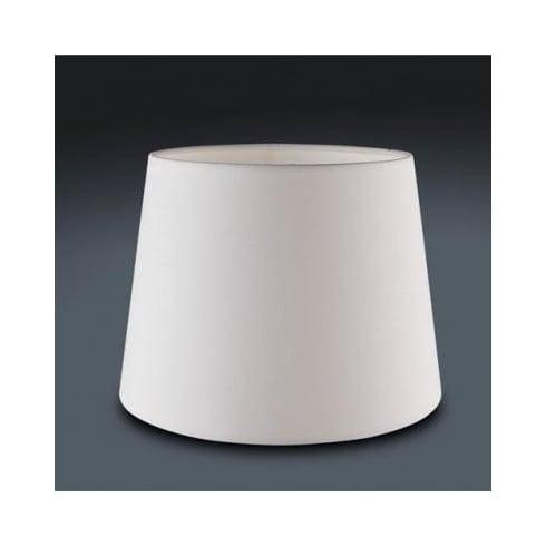 LedsC4 Lighting PAN-157-14 White Dress Up Cotton Shade